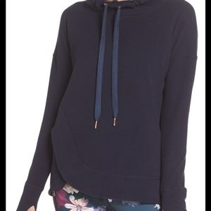 Sweaty Betty invigorate luxe hoodie